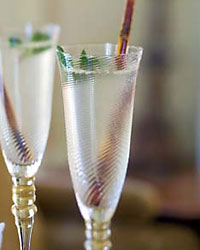 Champagne_mojito