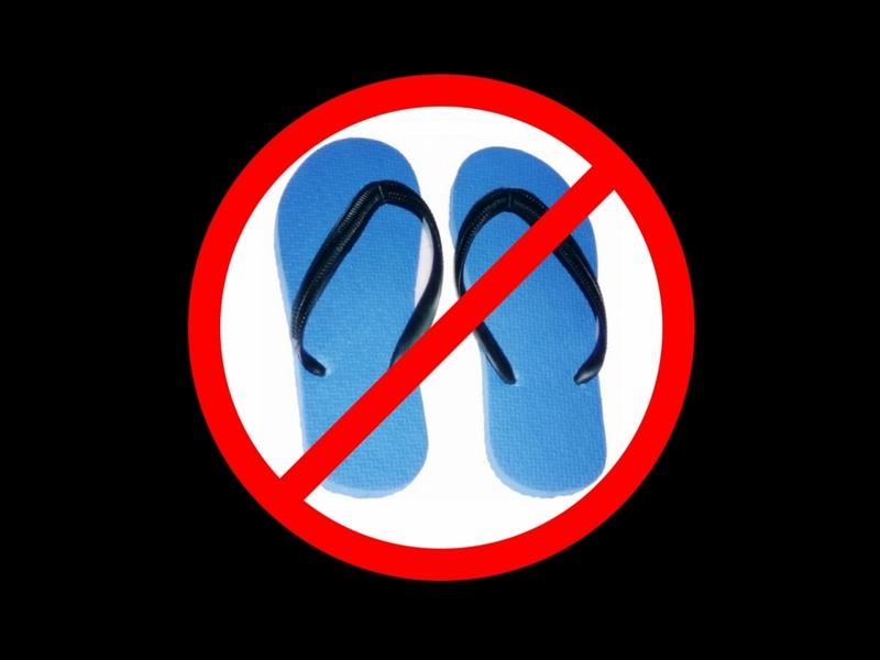 No_flip_flops